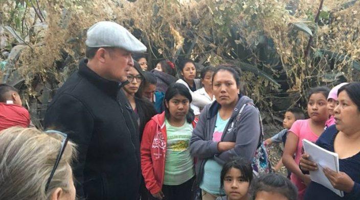 Invitará AMLO al Papa para dialogar la paz de México