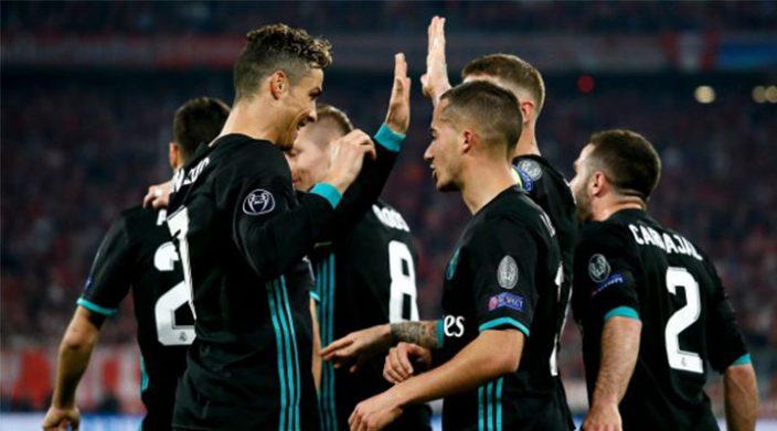 De llegar a la final, sería la décimo sexta del Real Madrid en la Champions League