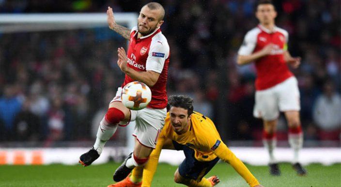 Atlético logra sorprendente empate ante el Arsenal