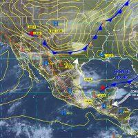 Se esperan lluvias fuertes y posibles granizadas en gran parte del país este miércoles