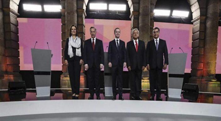 Meade ofrecerá un mensaje al concluir el primer debate presidencial