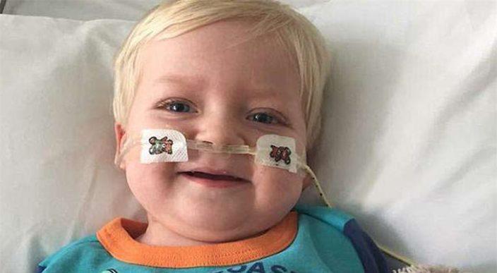 El niño que despertó del coma cuando lo iban a desconectar