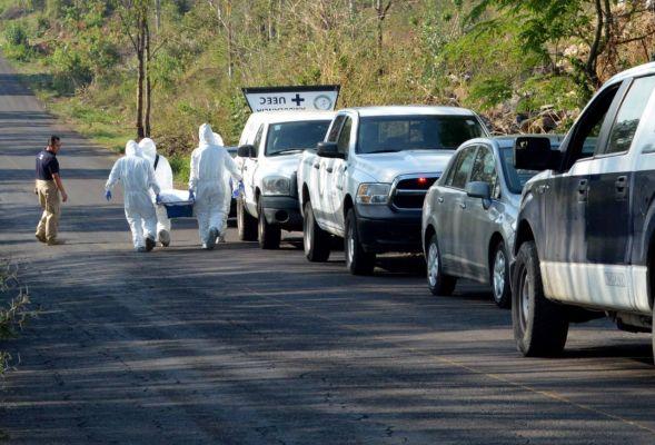 Localizan cadáver semi-desnudo con huellas de tortura en Chiquimitio