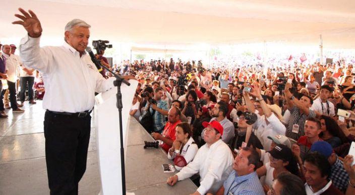 Hacen reajuste en los horarios de la visita de AMLO a Michoacán