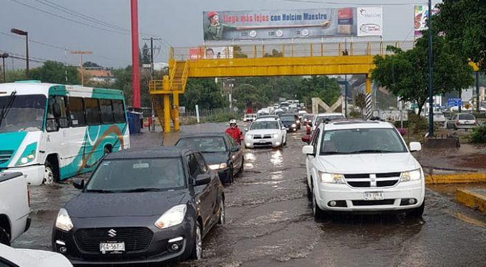Este martes en Michoacán: cielo nublado con lluvias muy fuertes