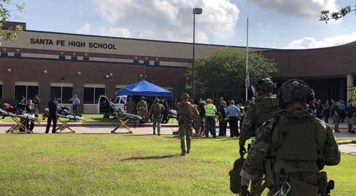 Tiroteo en una escuela de Texas deja varios muertos