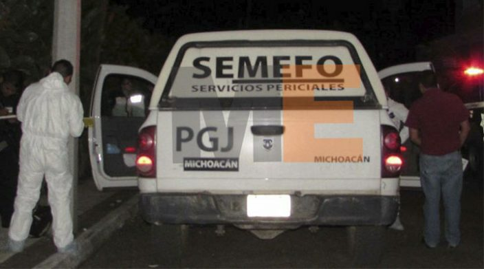 Asesinan a pareja en el municipio de Tarímbaro, Michoacán