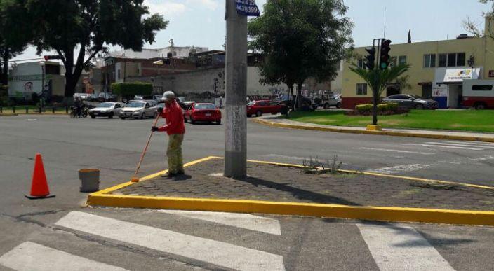 Ayuntamiento de Morelia llama a tomar precauciones viales en Avenida Nocupétaro