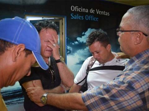 Localizan caja negra del avión que se estrelló en Cuba