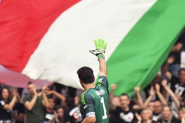 El adiós de Buffon a la Juventus