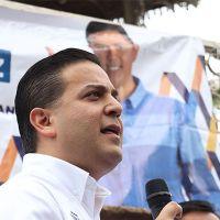 """""""No nos van a amedrentar"""", asegura dirigente nacional del PAN tras asesinato de Alejandro Chávez"""