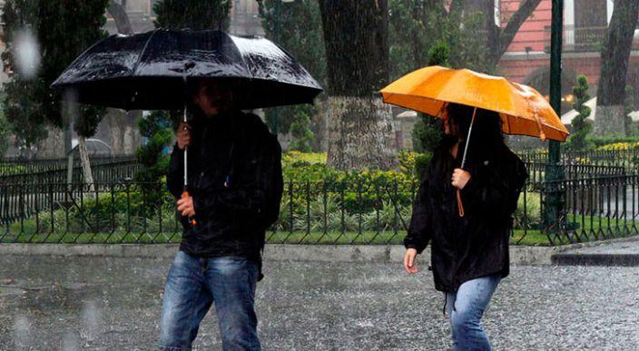 Pronostican tormentas puntuales intensas en Sonora, Baja California Sur, Sinaloa y Chiapas