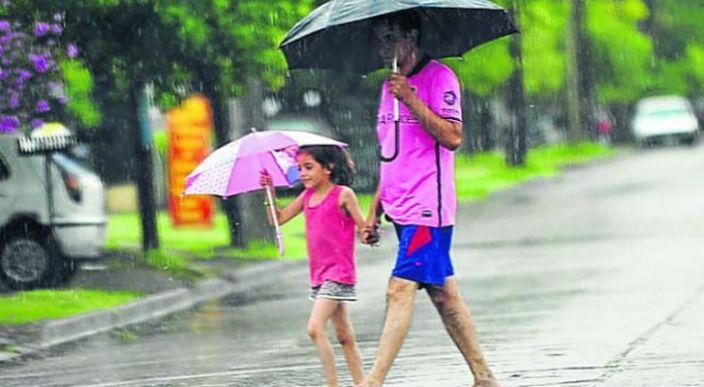 Lluvias por la tarde y ambiente caluroso para Michoacán este miércoles