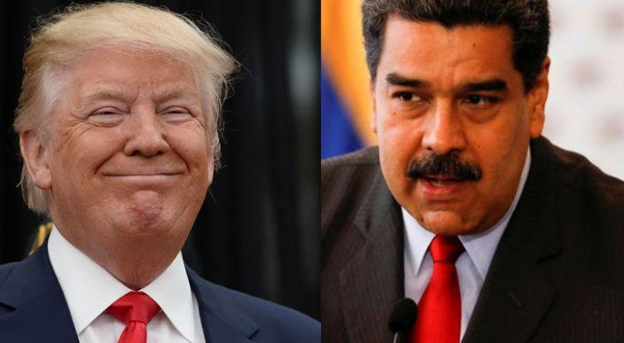 Trump consideró invadir Venezuela, revelan medios