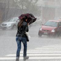 Continuarán las lluvias intensas sobre oriente, sur y sureste de México