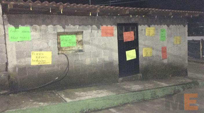 Piden habitantes de El Paso, Michoacán, que dos presuntos ladrones abandonen el pueblo
