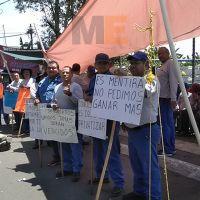 Falso que agremiados a STAOOPAS hayan perdido servicio médico por huelga