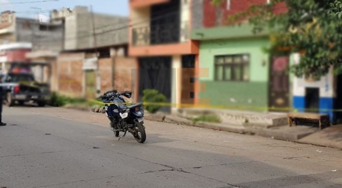 Atacan a hombre a tiros en Jacona, Michoacán