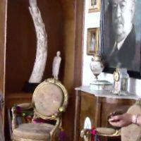 Próxima secretaria de la SEMARNAT tiene un colmillo de elefante en su casa