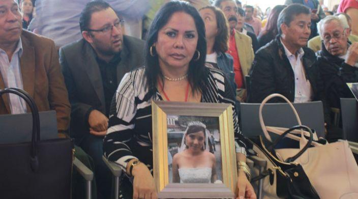 Cinco años después de la muerte de su hija, Argarita López sigue luchando contra la inseguridad
