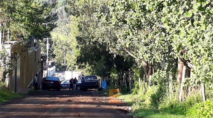 Asesinan a joven en Jesús del Monte; los responsables roban dos vehículos