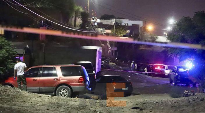 Asesinan a seis en la colonia Galeana en Ciudad Juárez, Chihuahua