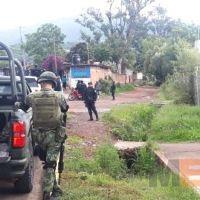 Células delictivas se enfrentan en Parácuaro, Michoacán