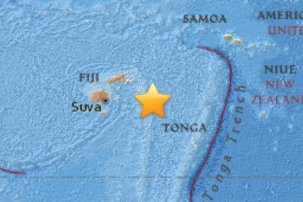Se registra sismo de 8.2° Richter en las Islas Fiji; se descarta maremoto