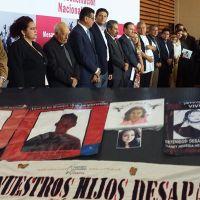 Entre festividad y enojo el Foro de Pacificación impulsado por AMLO en Michoacán