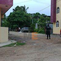 Asesinan a tiros a un hombre en la tenencia de Las Guacamayas en Lázaro Cárdenas, Michoacán