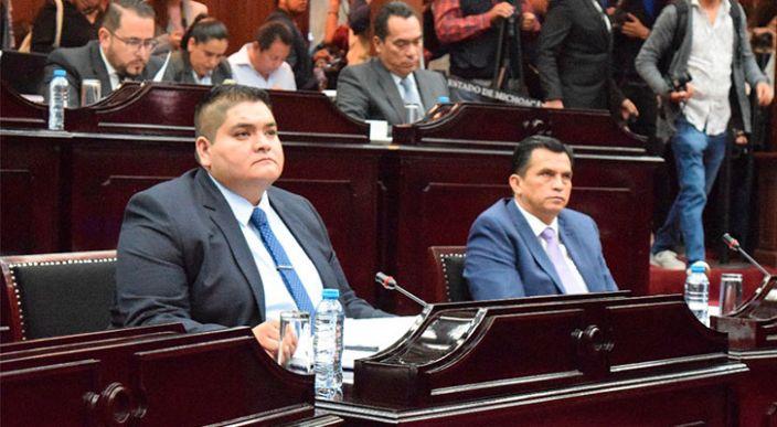 """""""Como vicecoordinador del PAN buscaré lo mejor para Michoacán"""", asegura el diputado Arturo Hernández"""