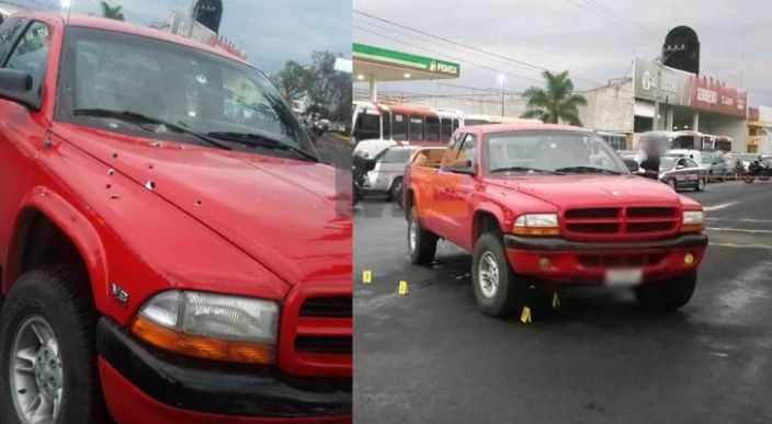Pistoleros atentan contra mecánico en Morelia, Michoacán