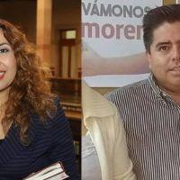 Cuñada de dirigente de Morena en Michoacán será secretaria de servicios parlamentarios en el Congreso