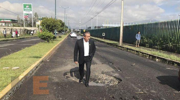 Ayuntamiento de Morelia deja ir presupuesto de 90 mdp para infraestructura vial