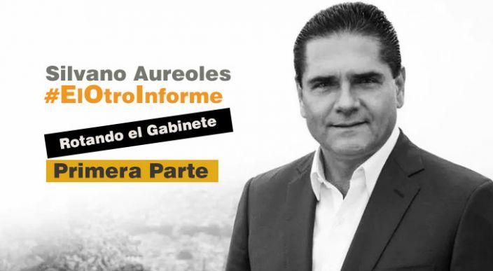 Estos fueron los cambios en el gabinete de Silvano Aureoles en 2016 (Rotando el Gabinete, primera parte)