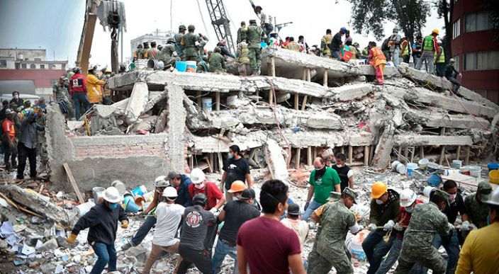 Se cumple un año del segundo terremoto en 19 de septiembre