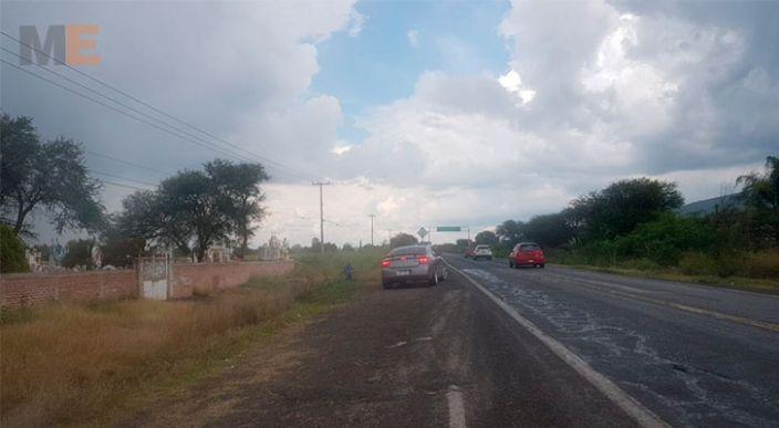 Encuentran los cadáveres baleados de dos mujeres en el panteón de El Sauz de Abajo, en Zamora, Michoacán