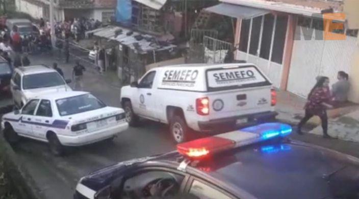 Balean y asesinan a joven en un taller de motos en Uruapan, Michoacán