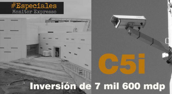 Con inversión de 7 mil 600 mdp, presumen C5i Michoacán como el más grande de AL; a un año de su presunta entrega, no opera