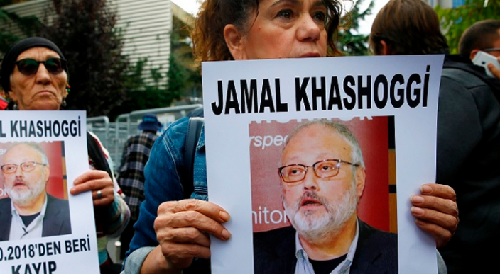 Periodista de Arabia Saudita desaparecido habría aparecido cortado en pedazos