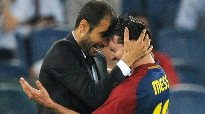 """""""Messi es un animal competitivo"""", dice Guardiola tras declaraciones de Maradona contra el jugador"""