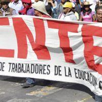 CNTE inicia foros contra plan educativo de López Obrador