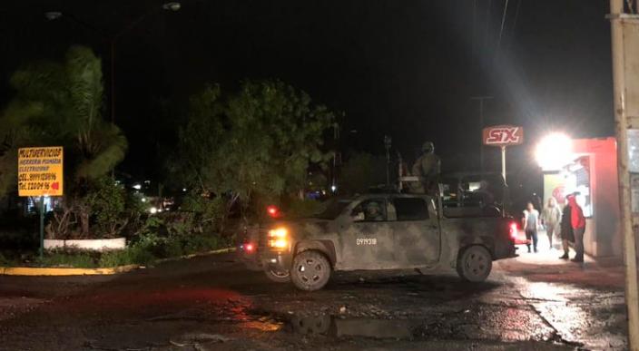 Se reporta un tiroteo y una persecución en Reynosa, Tamaulipas