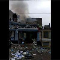 Explosión por pirotecnia en un domicilio de Apizaco, Tlaxcala deja un fallecido (Video)