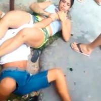 Ladrones intentan a saltar a una luchadora de jiu-jitsu y reciben una golpiza en Brasil