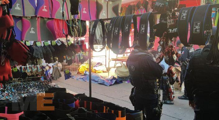 Vendedora de ropa es acribillada a balazos en Zamora