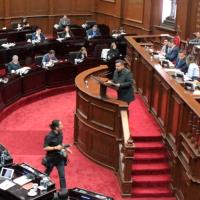 Diputados de Morena y PT se pronuncian en contra de medidas de restricción de visitantes al Congreso