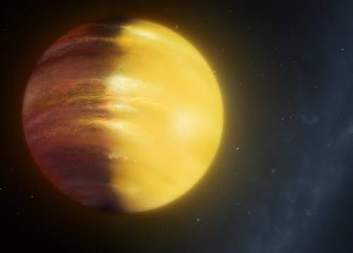 Descubrieron científicos planeta con zafiro y rubí