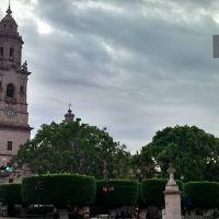 Este jueves en Michoacán: cielo nublado y lluvias dispersas