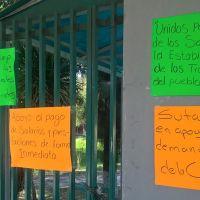 Suma otra quincena sin pago a trabajadores del sector educativo Michoacán